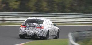Novi BMW M3 (G80) već dominira stazom