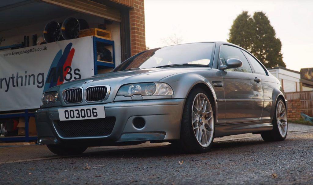 Perfekcija, ovaj BMW M3 CSL ispravio je povijest i dobio konačno ručni mjenjač