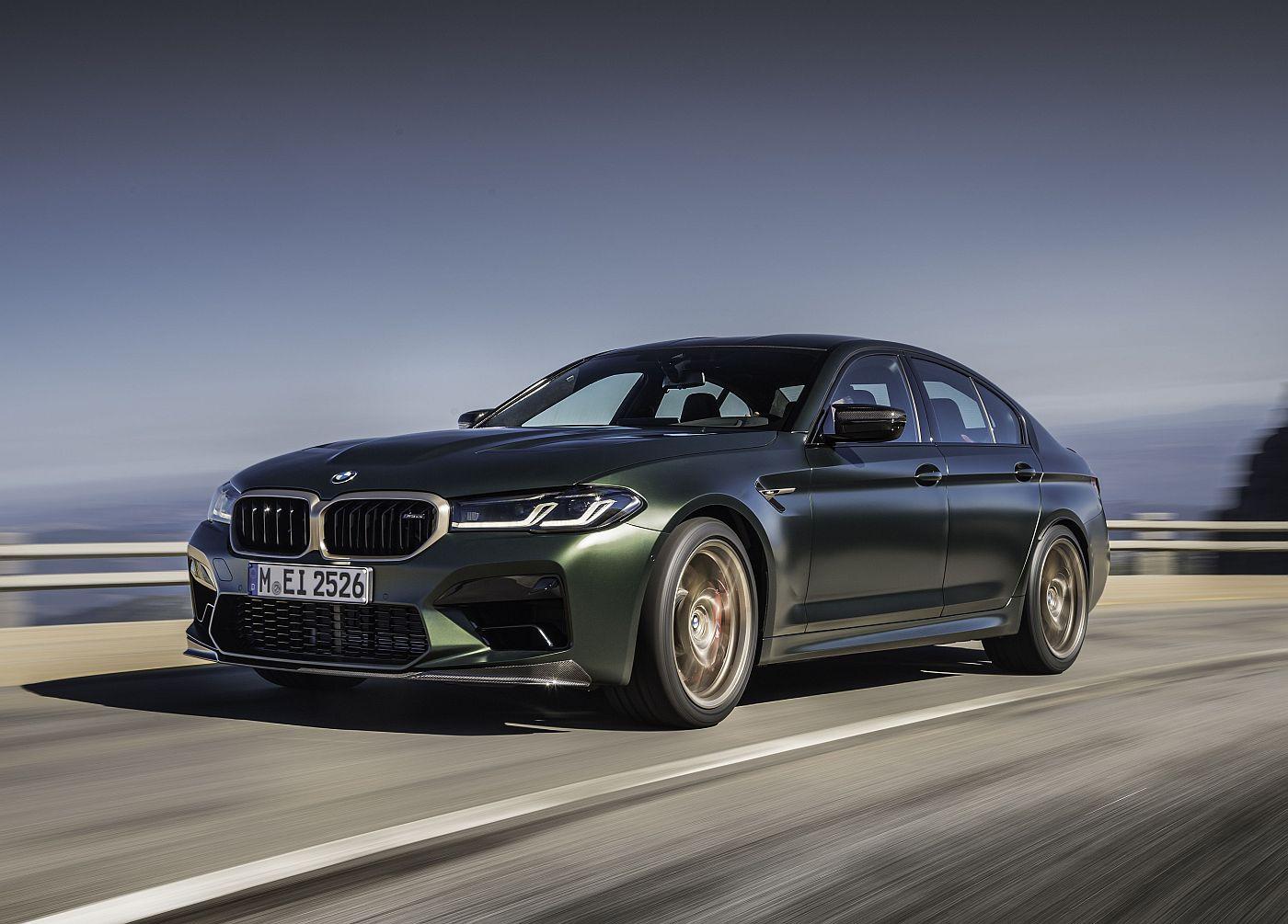 BMW M CS  Driveteam