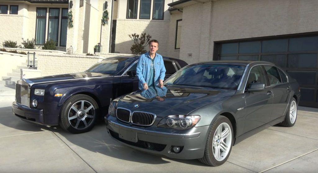Ma nemoguće, evo zašto je stara BMW 'sedmica' naprednija od Rolls-Royce Phantoma