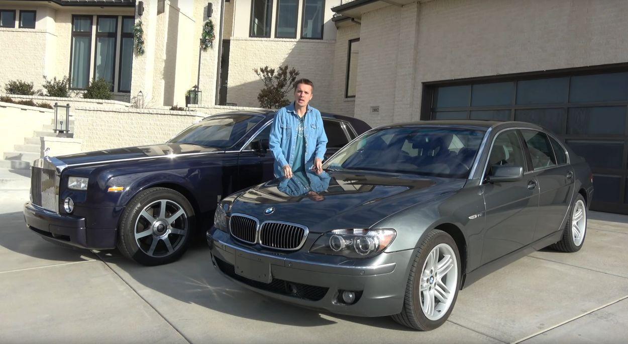 BMW Rolls Royce
