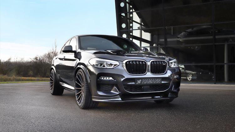 BMW X4 po recepturi Hamann tuning kuće, pretjerano? 1