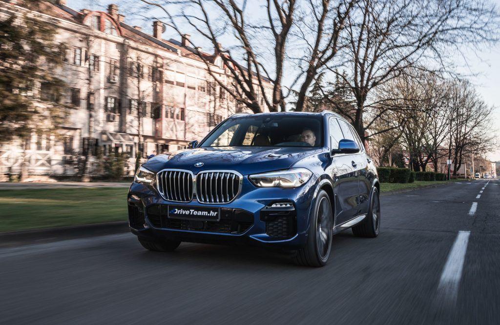 BMW X5 xDrive 30d s razlogom kralj klase i predvodnik X obitelji