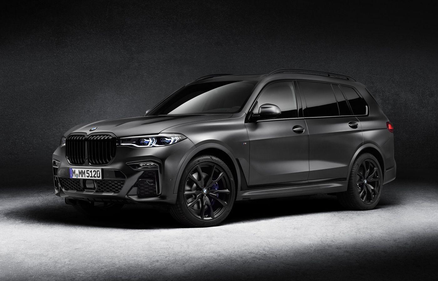 BMW X shadow