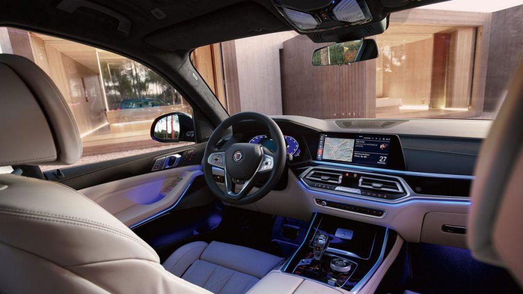BMW XB7 Alpina dokaz je kako tradicija može skrenuti s puta na pravi način 3