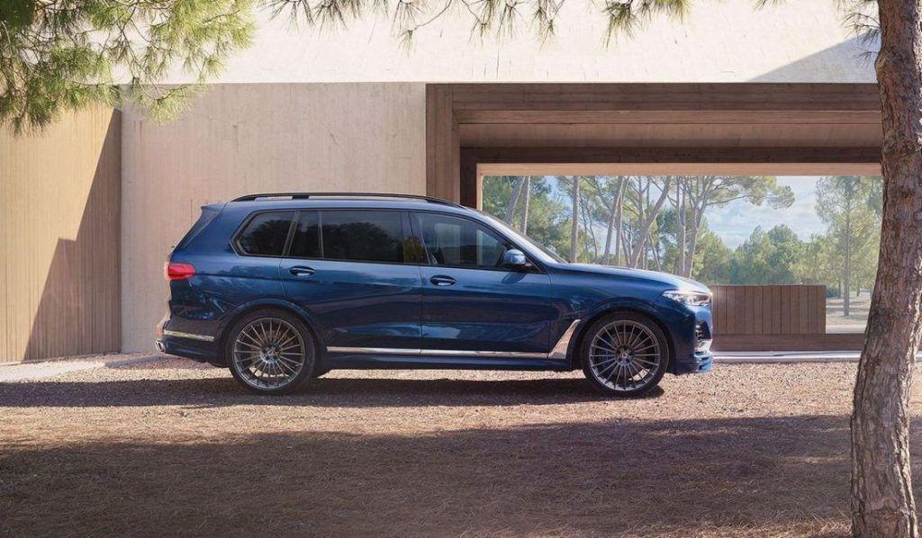 BMW XB7 Alpina dokaz je kako tradicija može skrenuti s puta na pravi način 2