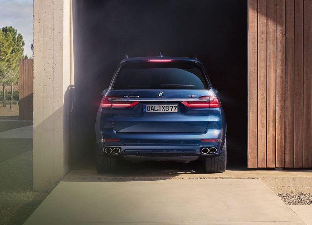 BMW XB7 Alpina dokaz je kako tradicija može skrenuti s puta na pravi način 1