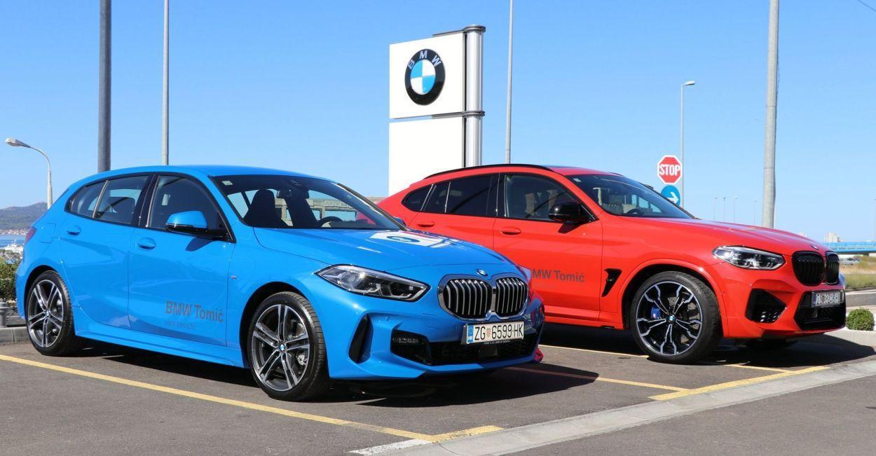 BMW akcija