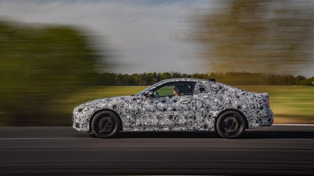 Nova BMW Serije 4 uskoro debitira, velika maska izostala, otkriven mali dio interijera 1