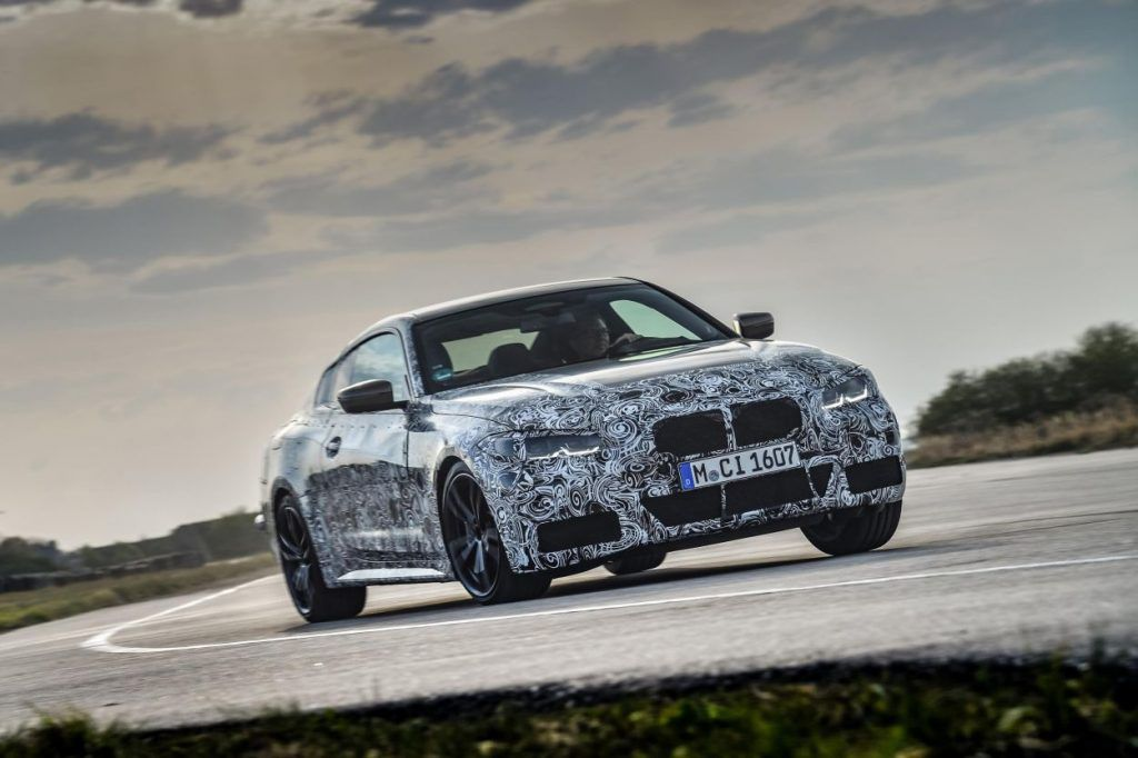 Nova BMW Serije 4 uskoro debitira, velika maska izostala, otkriven mali dio interijera