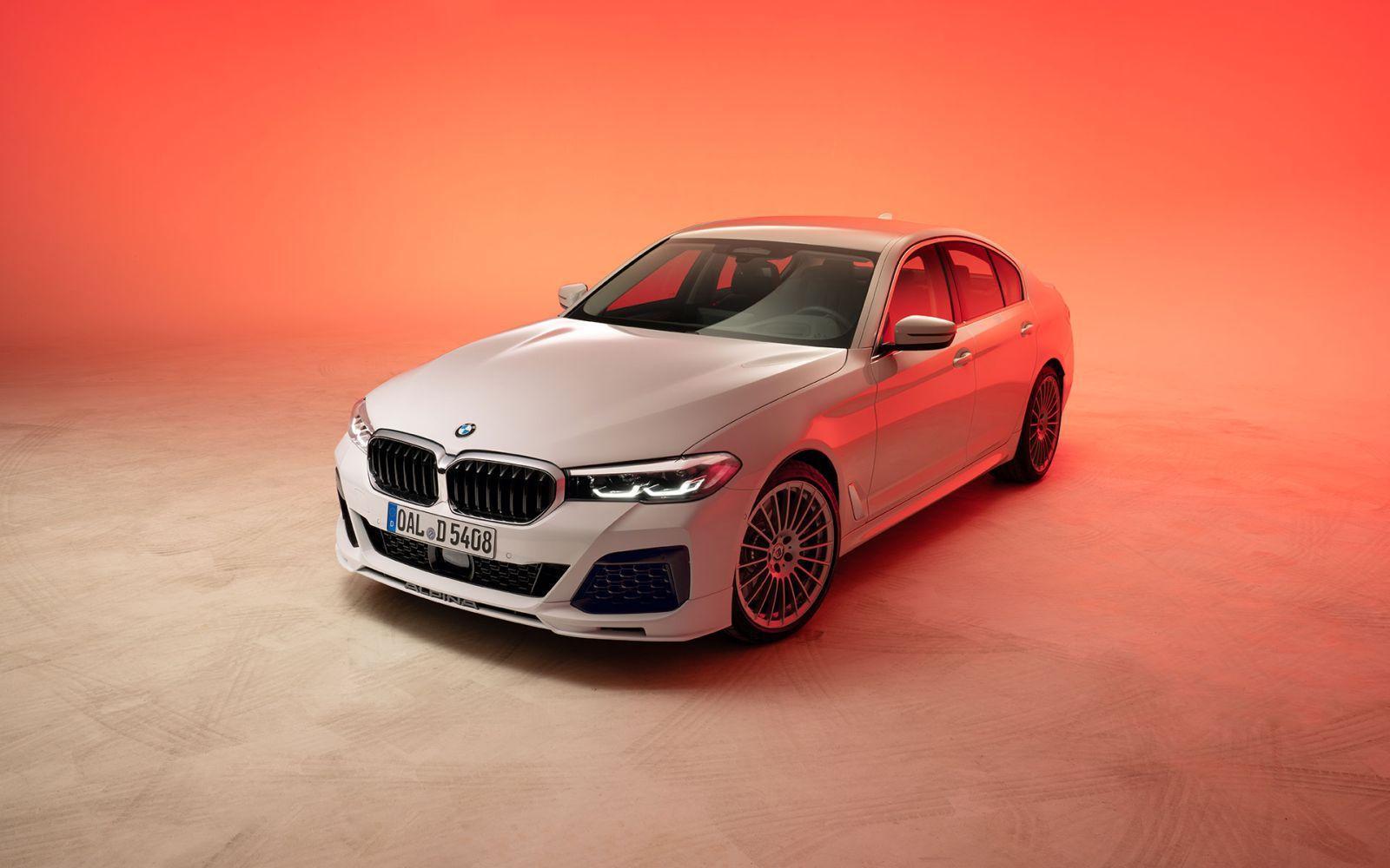 BMW ALPINA DS