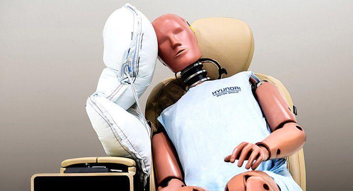 Hyundai predstavio inovativne središnje bočne zračne jastuke 1