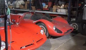 Nevjerojatna kolekcija, nepoznata garaža krije čak 300 automobila još iz '70-ih!