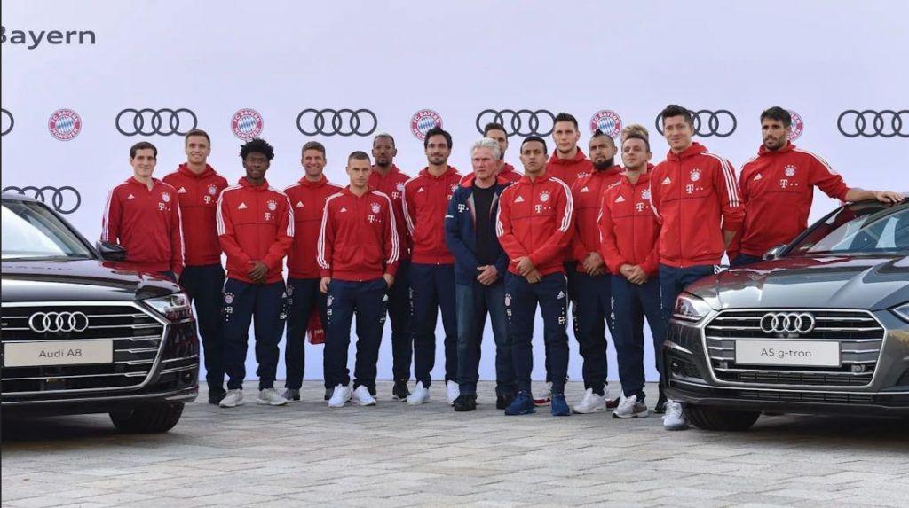Nevjerojatno, nogometaši Bayerna odbijaju voziti Audi, vodstvo kluba najavilo kazne