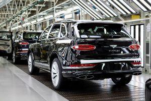 Bentley Bentayga u osvježenom izdanju krenula s proizvodnjom