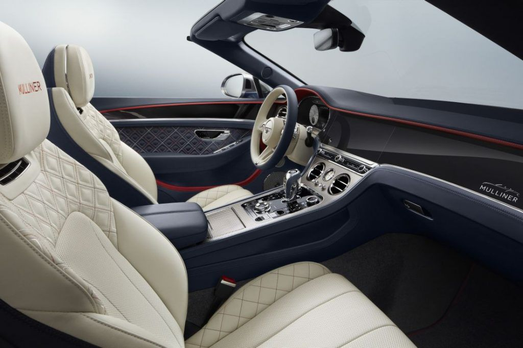 Bentley Continental GT Cabrio u Mulliner izdanju najluksuzniji je kabriolet današnjice! 2