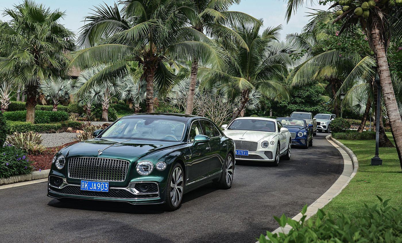 Bentleysalesrecord