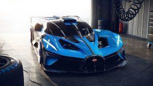 Bugatti Bolide, budući novi rekorder svih staza, od 0 do 500 km/h za 20 sekundi!