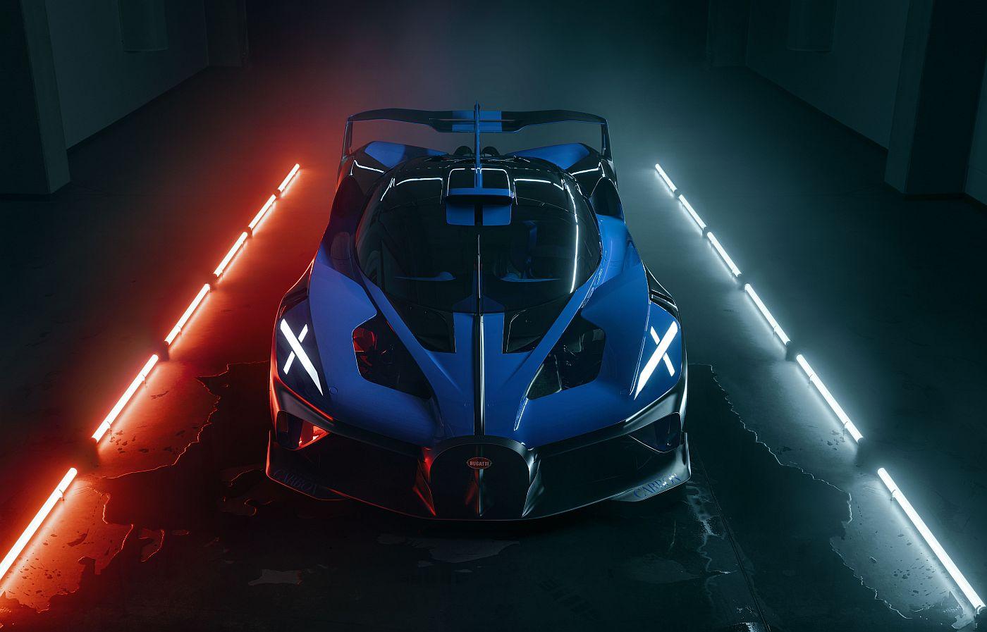 Bugatti Bolide Copy