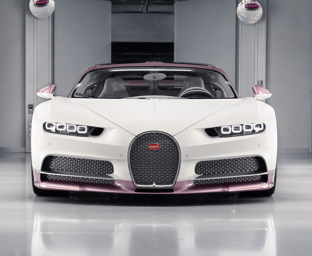 Bugatti Chiron Alice