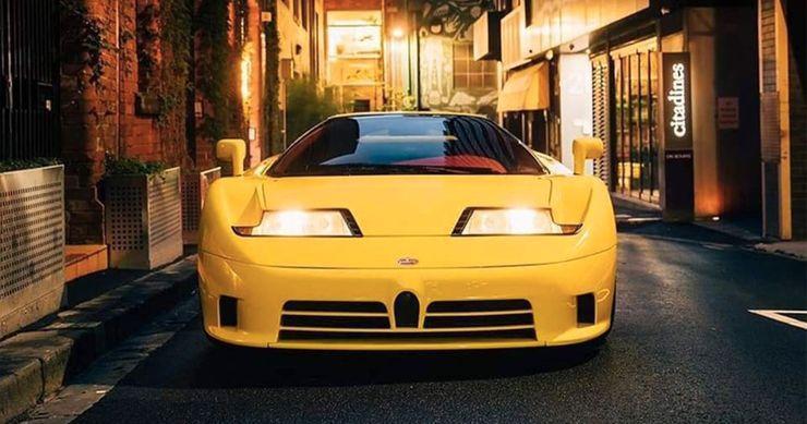 Bugatti EB Sale Facebook