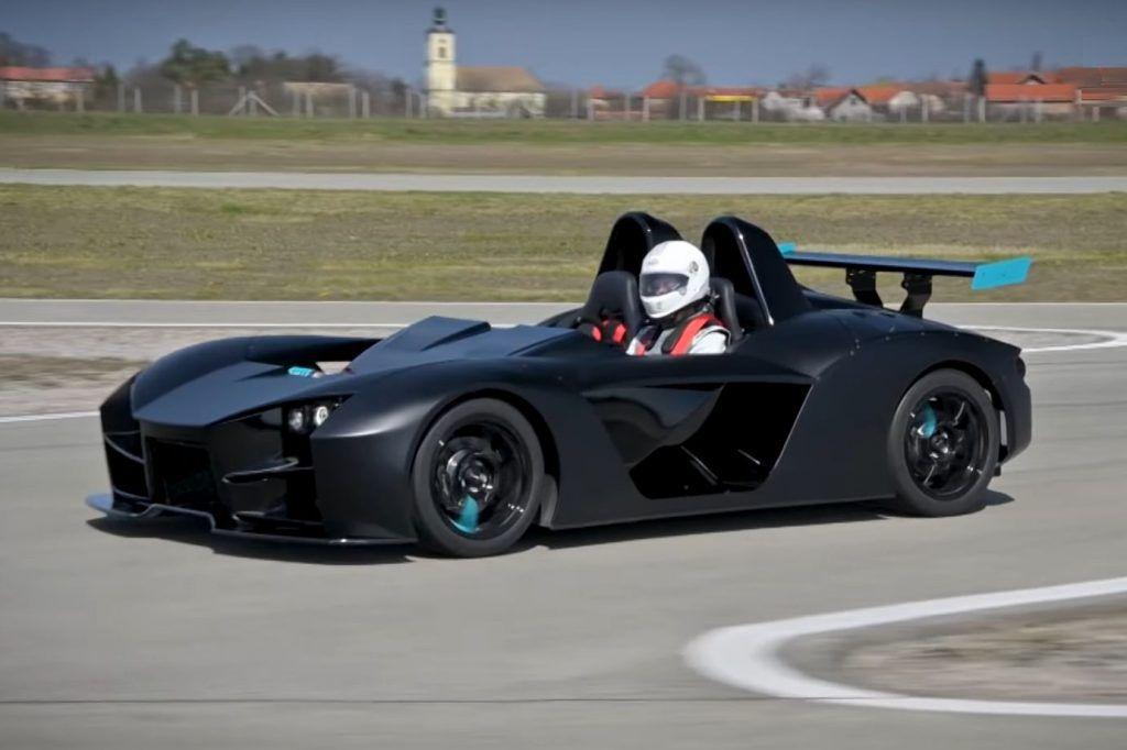 CMV RAW je prvi 'Made in Serbia' sportski automobil i cilja vozačke entuzijaste