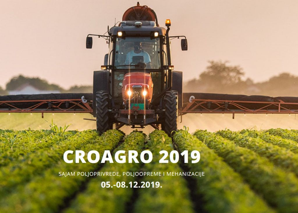 CROAGRO - sajam poljoprivrede vraća se u Zagreb!