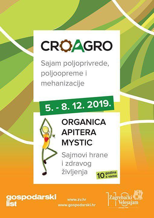 CROAGRO - sajam poljoprivrede vraća se u Zagreb! 1