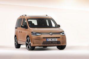 UŽIVO: Novi Volkswagen Caddy, novi dizajnerski izričaj po uzoru na Golf