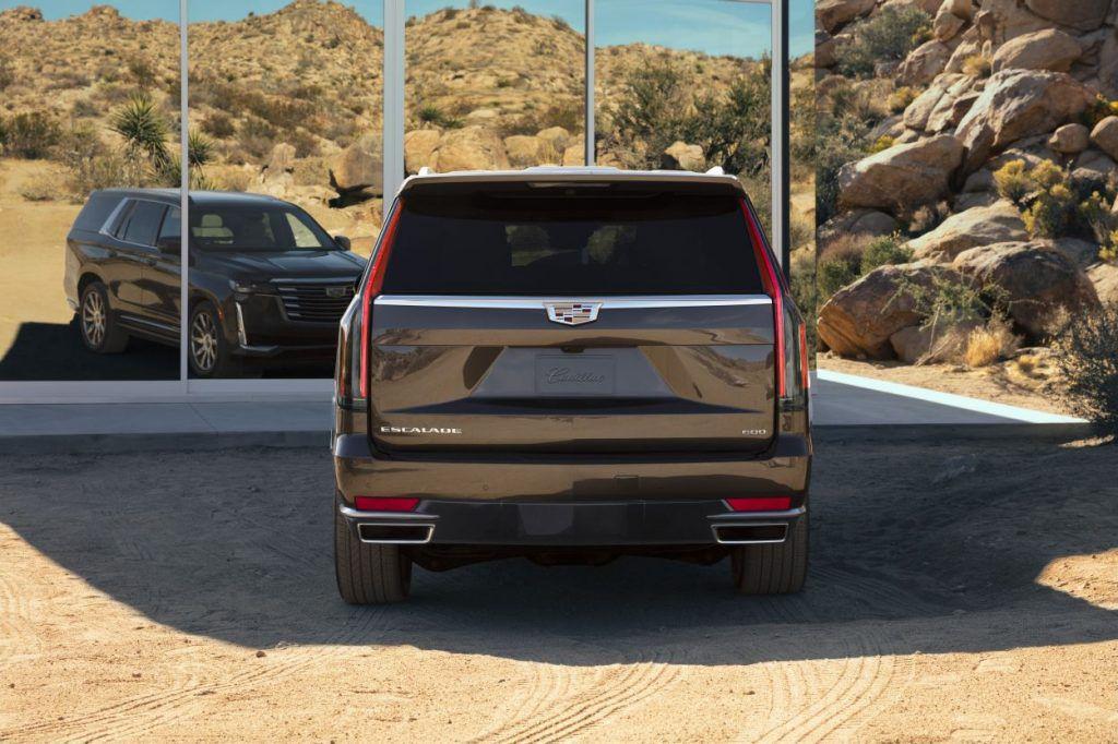 Cadillac Escalade s novom petom generacijom postao još luksuzniji i napredniji 4