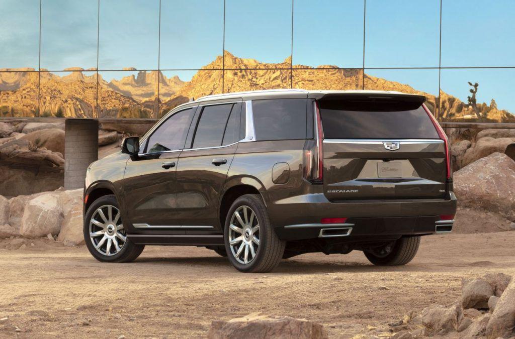 Cadillac Escalade s novom petom generacijom postao još luksuzniji i napredniji 3