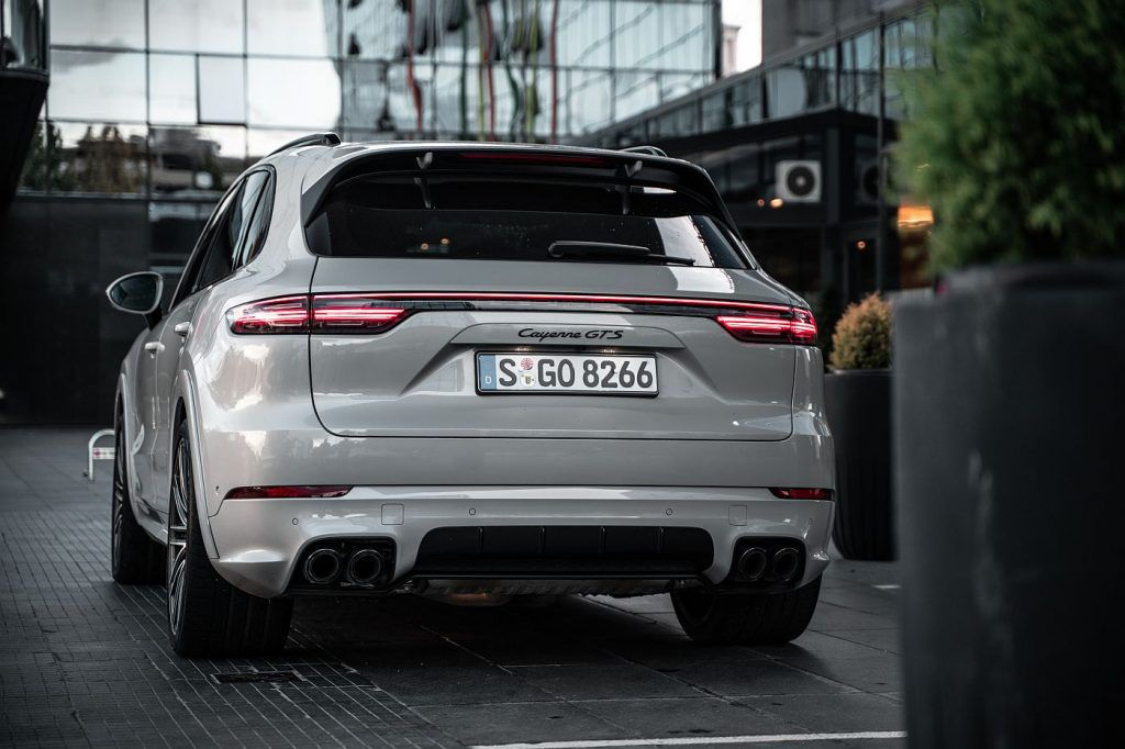 Porsche Cayenne GTS, definicija poslovnog uspjeha i sportskog karaktera vlasnika 2