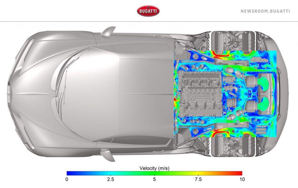 Bugatti Chiron kao prava hladnjača, ovako snažni klima sustav nije još ugrađivan u autoindustriji 3