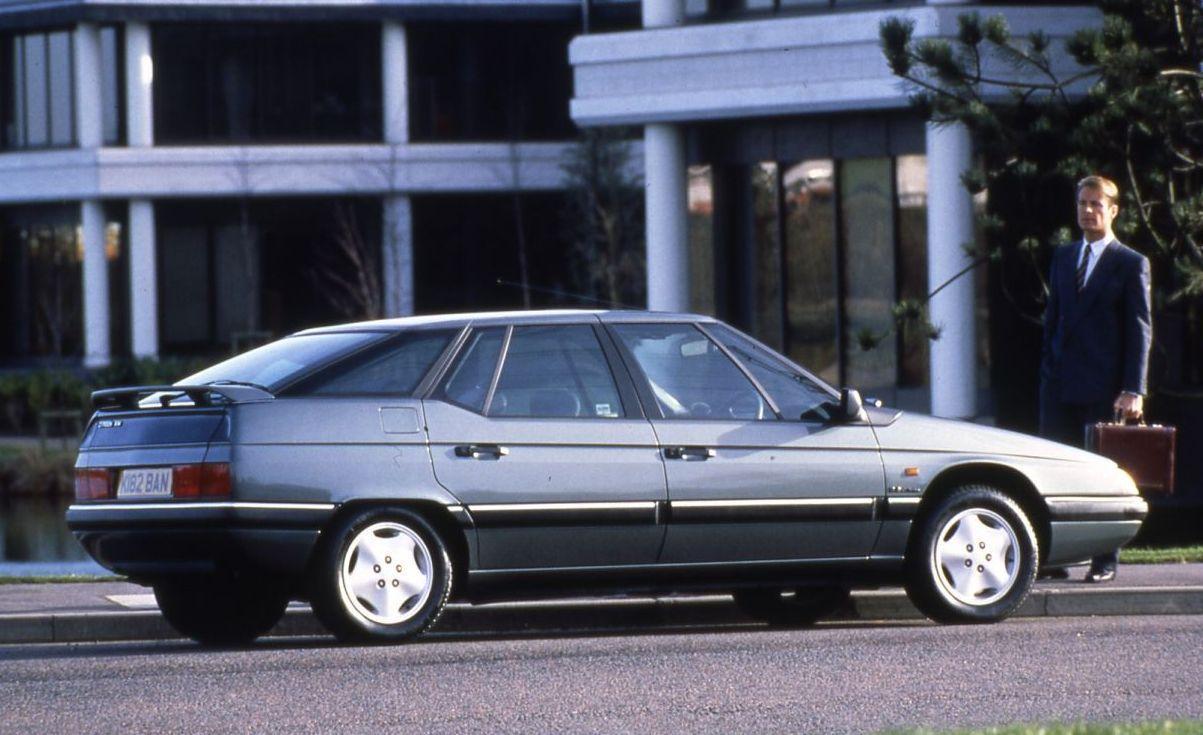 Citroën XM slavi 30. rođendan, pojam za udobnost polako ide u zaborav 1