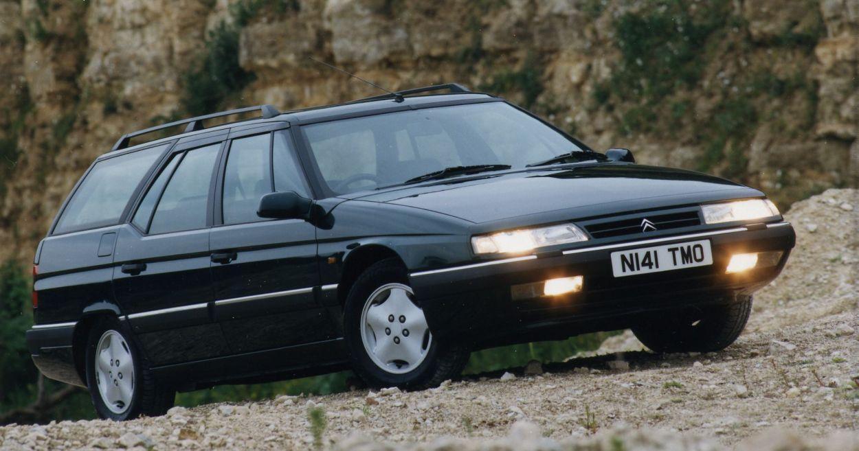 Citroën XM slavi 30. rođendan, pojam za udobnost polako ide u zaborav 2