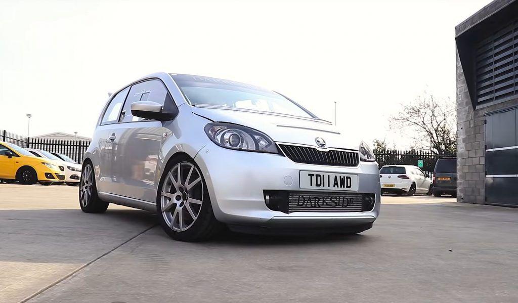 Škoda Citigo uz 2.0 TDI stigao do 360 KS, s ovim mališanom nema šale