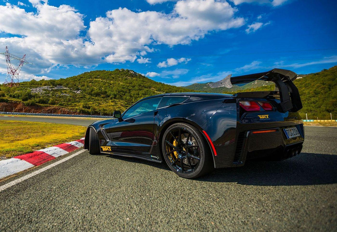 Corvette C Z Luzifer Tikt tuning