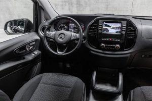 Mercedes-Benz Vito dobio još jedno osvježenje, novi motori i sigurnosni sustavi razmazit će i najzahtjevnije! 3
