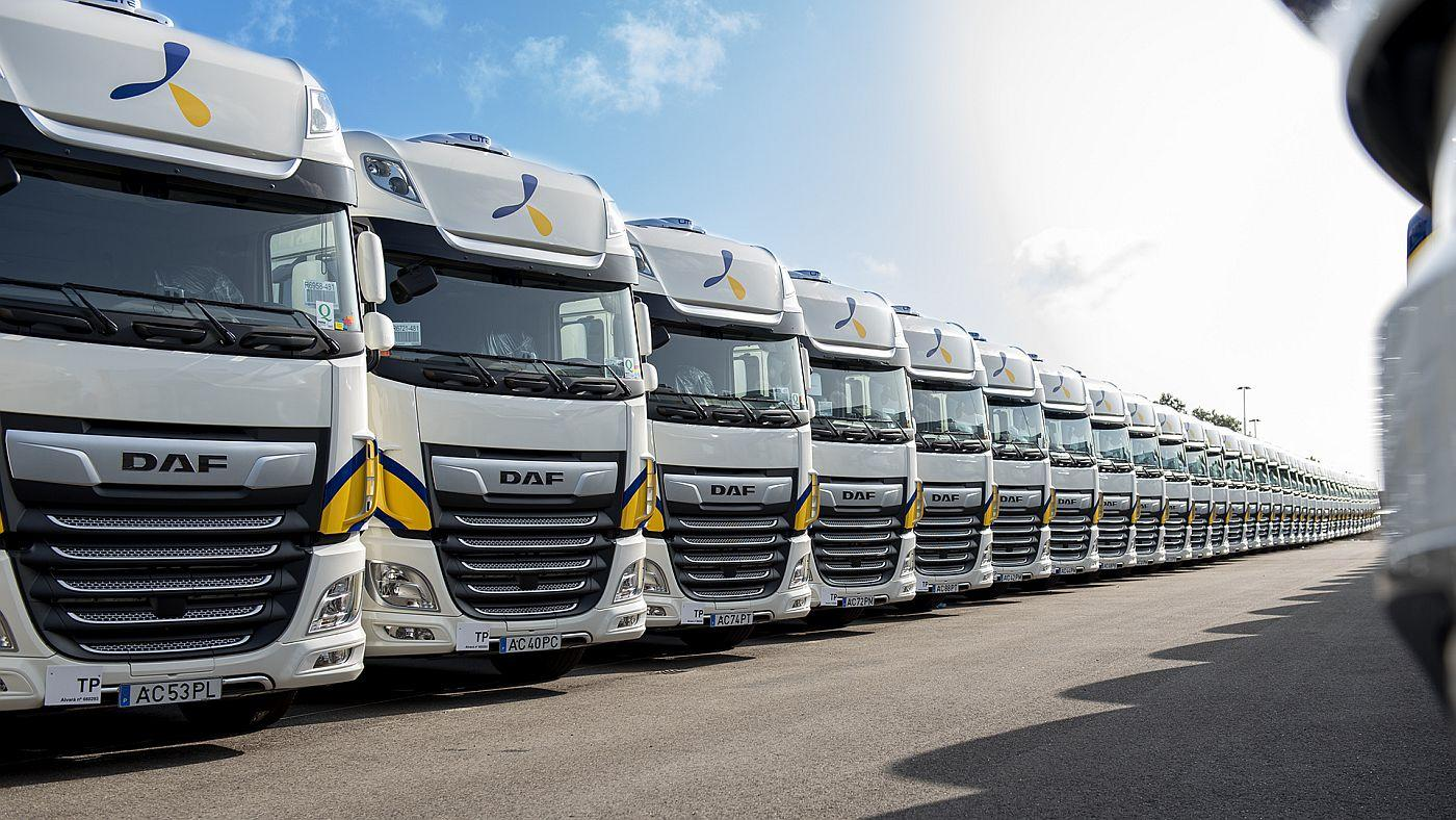 DAF XF  Super Space Cabs Primafrio Group