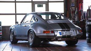 Restaurirani Porsche 911 iz 1985. san je svakog kolekcionara, a sada je postao još atraktivniji! 1