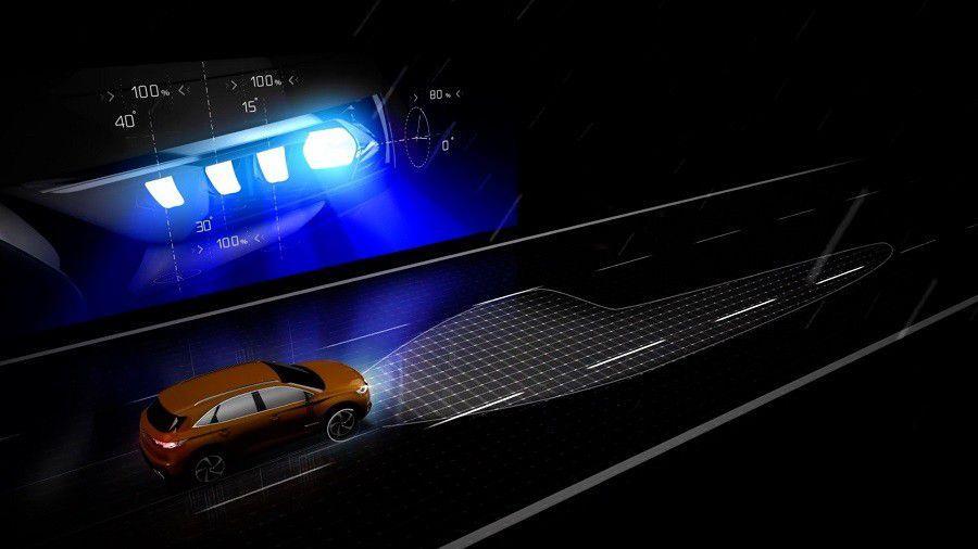 DS Matrix LED Headlights