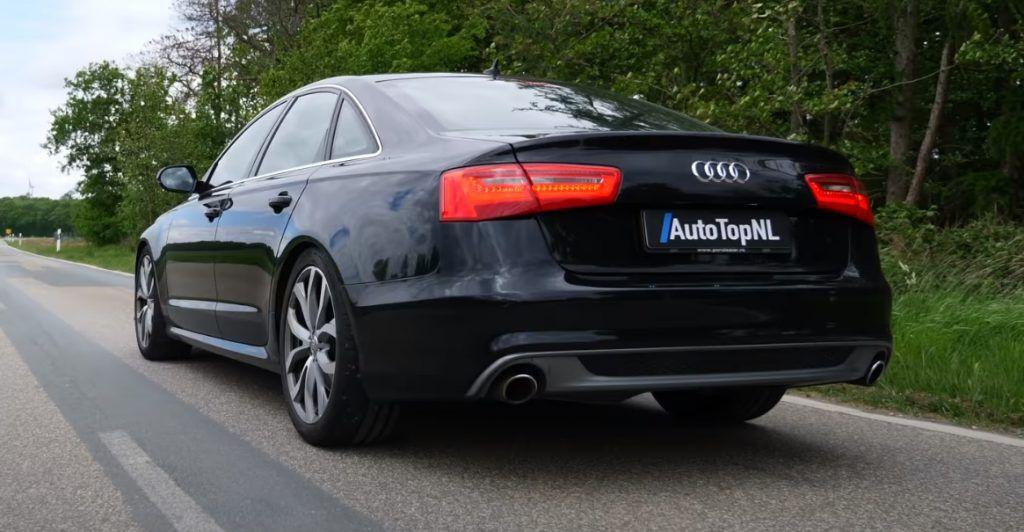 Audi A6 3.0 TDI s 451 KS i 930 Nm može ozbiljno juriti njemačkim autobahnom