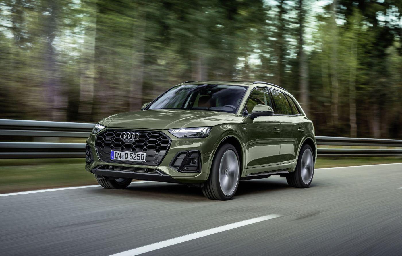 DT Audi Q