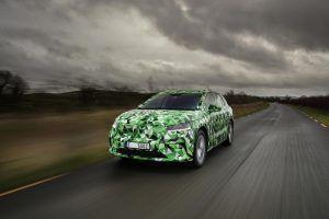 Škoda Eniyaq iV prvi je električni SUV iz Češke, s 306 KS i dosegom od 500 kilometara razveselit će mnoge