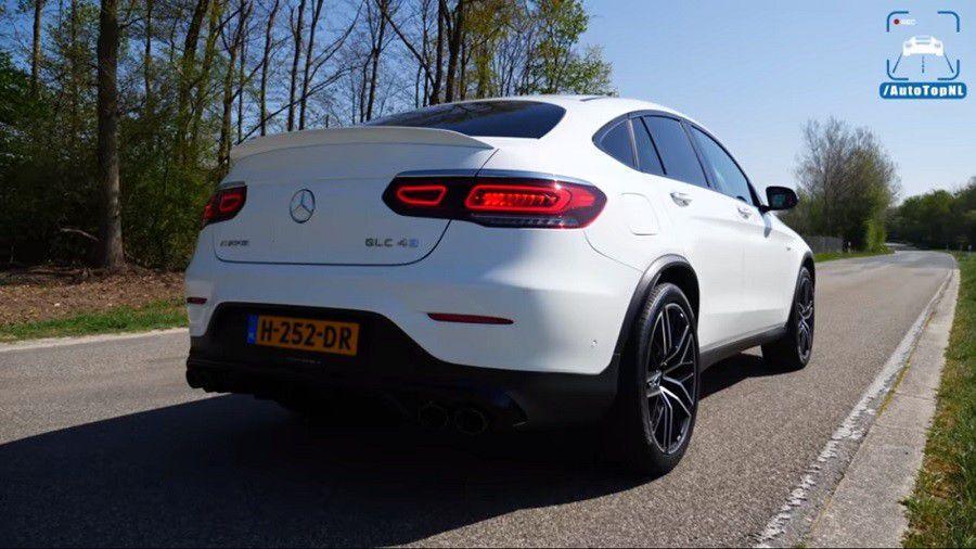 Ovako zvuči i ubrzava Mercedes-AMG GLC 43 Coupe