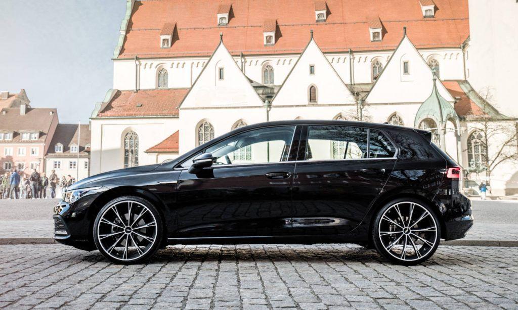 Volkswagen Golf 8 u rukama ABT Sportsline ekipe
