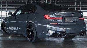 BMW M340i u G Power tuning paketu sije strah po autobahnu, 'upgrade' vrijedan svake pažnje 1