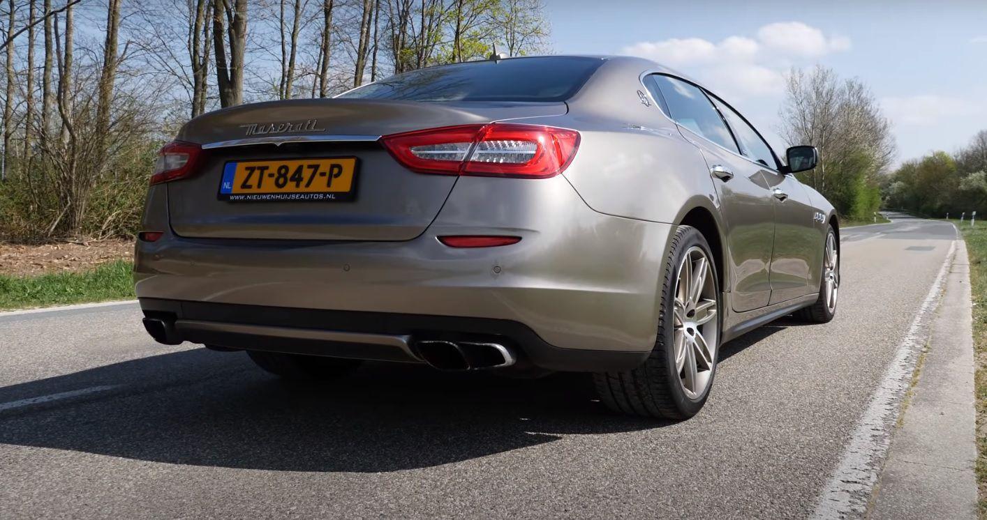 DT Maserati Quattroporte