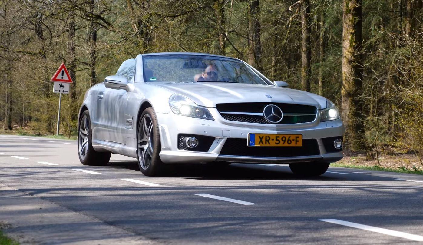 DT Mercedes SL AMG