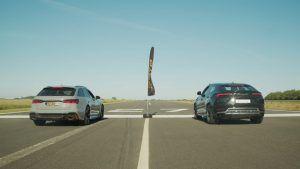 Audi RS6 Avant vs Lamborghini Urus u utrci ubrzanja, evo zašto je V8 biturbo najbolji izbor za ove automobile